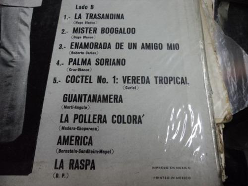 hugo blanco l.p de 12 de 33rpm cumbias con arpa