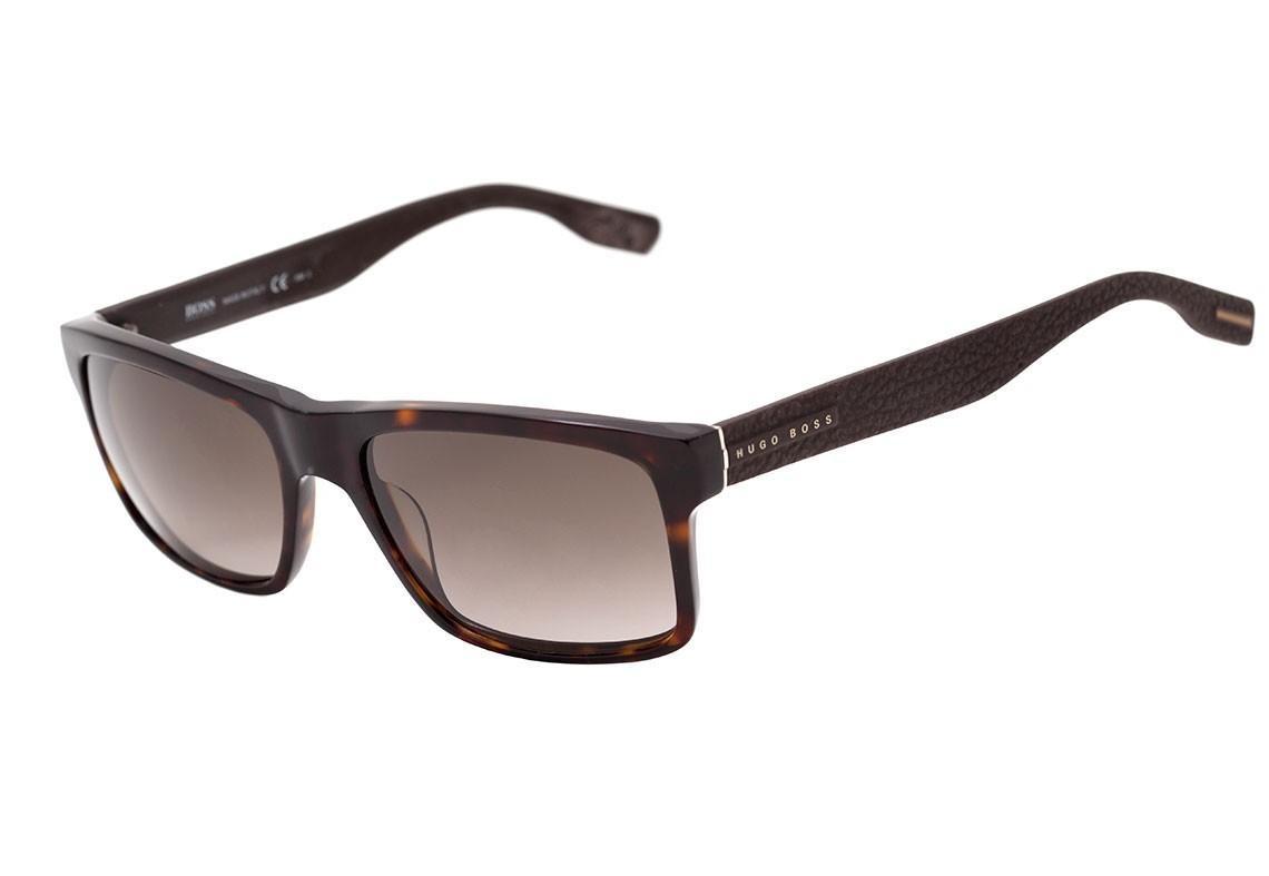 66a105463827b Hugo Boss Boss 0509 S - Óculos De Sol - R  629