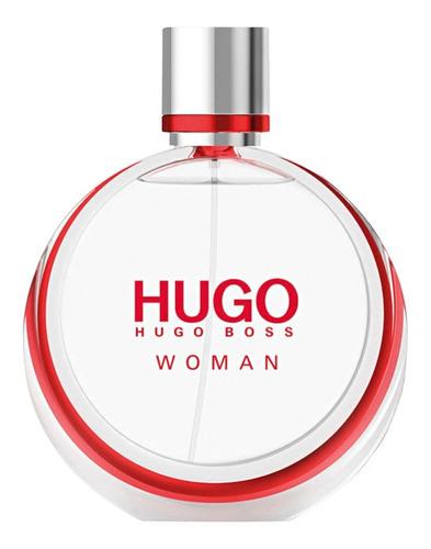 hugo boss hugo woman perfume feminino-eau de parfum 50ml blz