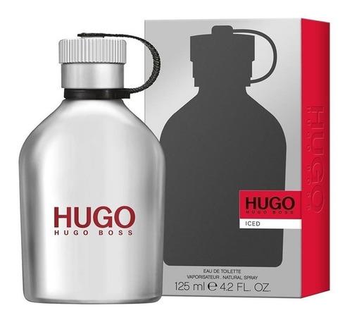 hugo boss iced edt 125ml hombre | original lodoro