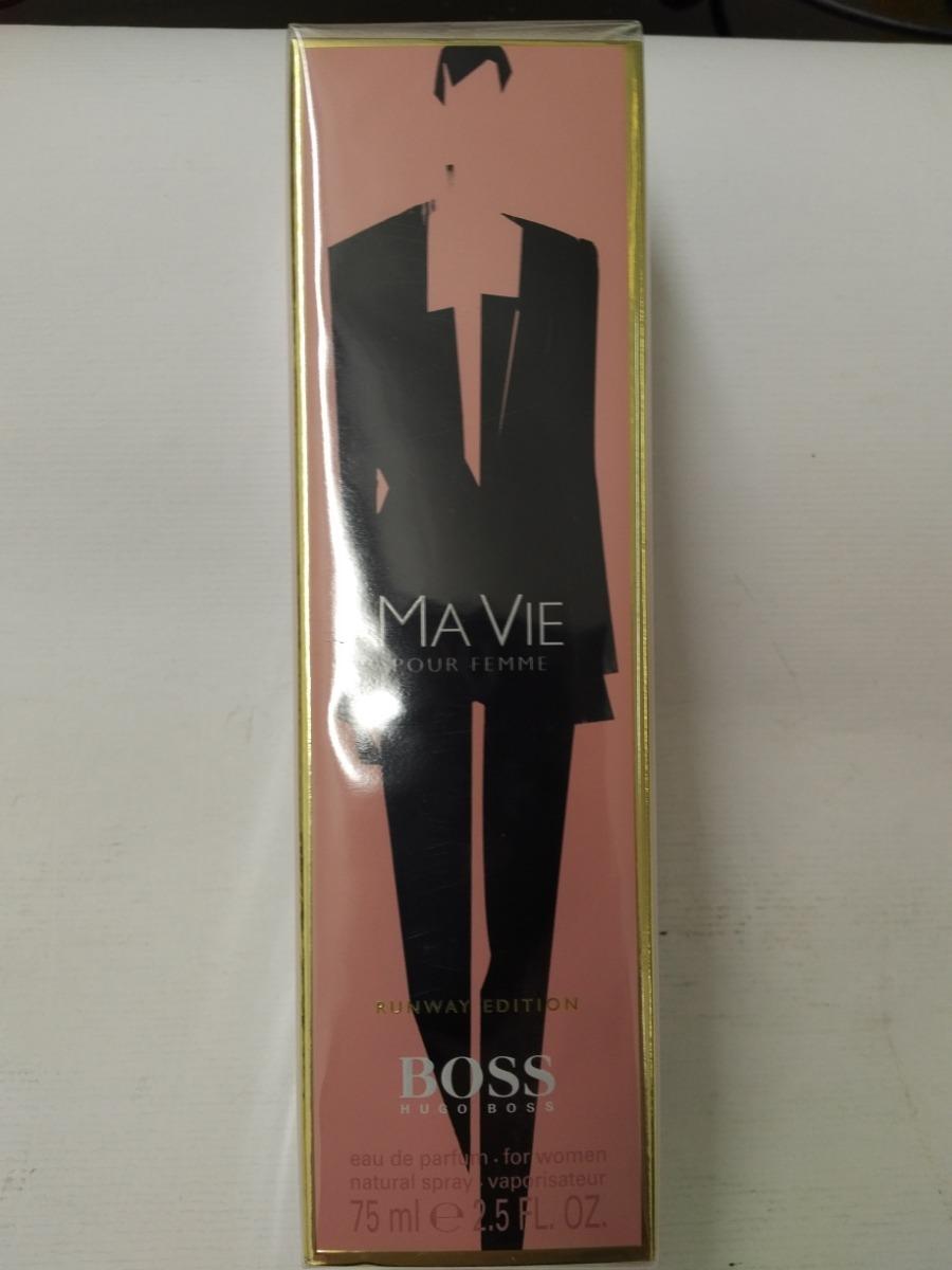 Hugo Boss Ma Vie Runaway Edp X 75ml Pour Femme