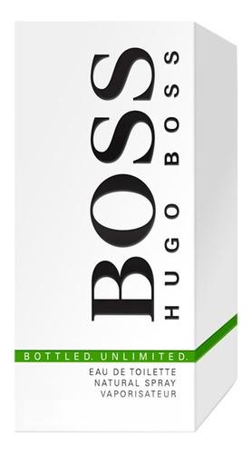 hugo boss unlimited perfume masculino - eau de toilette 50ml