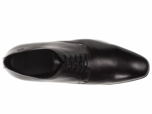hugo boss zapatos oxford nuevo original #9-9.5 envio gratis