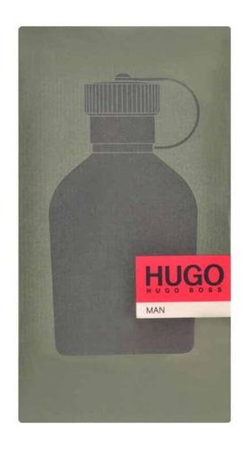hugo man hugo boss eau de toilette - perfume masculino 75ml