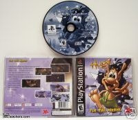 hugo the evil mirror - completo / playstation 1 ps1 usa 17