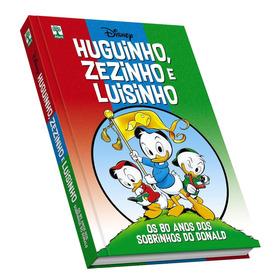 Huguinho Zezinho Luisinho Os 80 Anos Sobrinhos Donald Disney