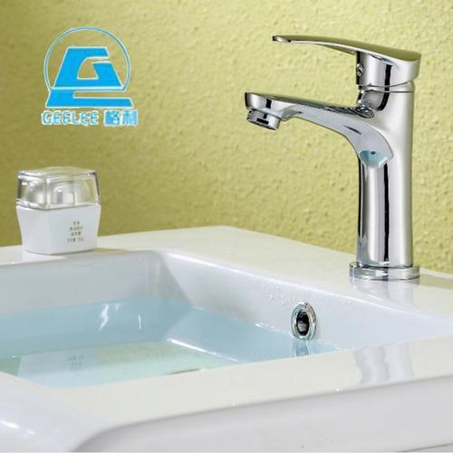 huiba baño hogar lavabo grifo lavabo cuenca individual