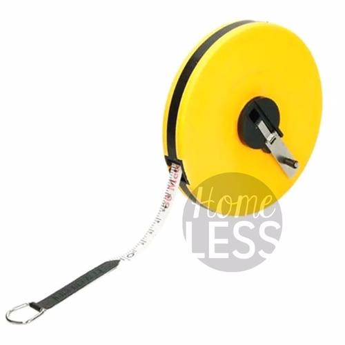 huincha cinta métrica para medir 30 metros