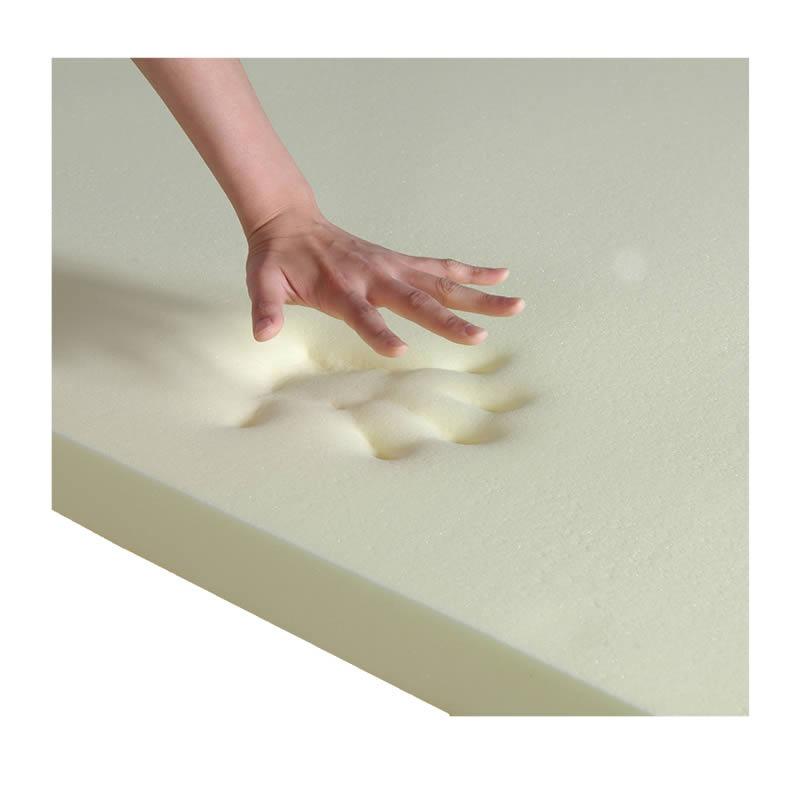 bb2db7830a0 Hule Espuma Ads Memory Foam Individual Envio Gratis -   2