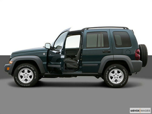 hule marco puerta jeep liberty 2002 a 2007