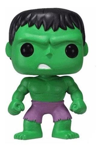 hulk avengers age of ultron versión simil funko pop 10,5 cm