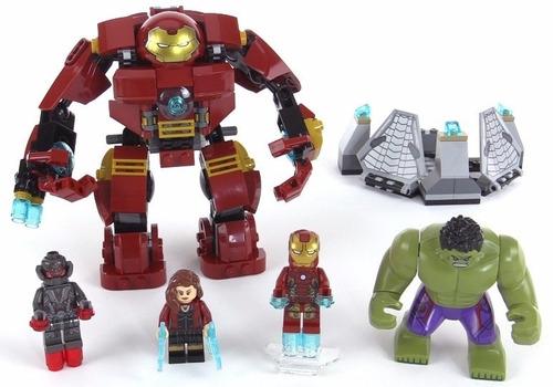 hulk buster - os vingadores - pronta entrega