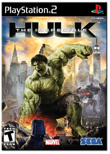 hulk. ! jogos ps2
