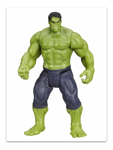 hulk - marvel avengers age of ultron - hasbro