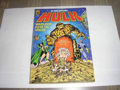 hulk nº 23 editora abril estado de banca frete grátis