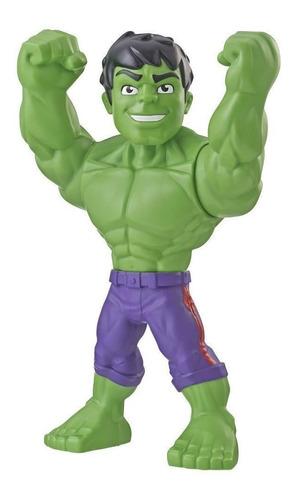 hulk playskool heroes marvel e4149 mega mighties 26cm