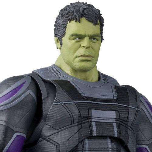 hulk - s.h. figuarts - avengers: endgame - bandai