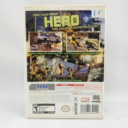 hulk the incredible - original americano