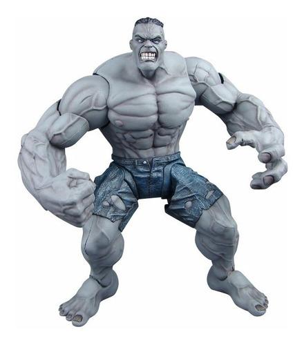 hulk ultimate - marvel select - cod. 10767