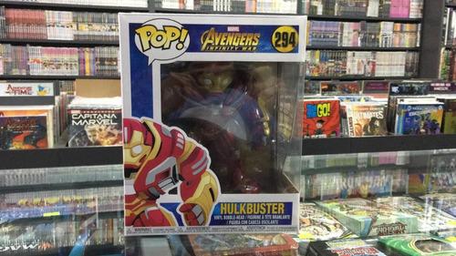 hulkbuster #294 - funko pop original