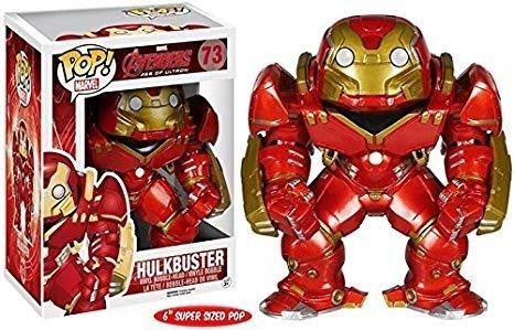 hulkbuster #73 funko pop 6''
