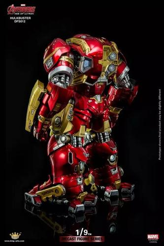 hulkbuster figuras avengers mark 44 a pedido