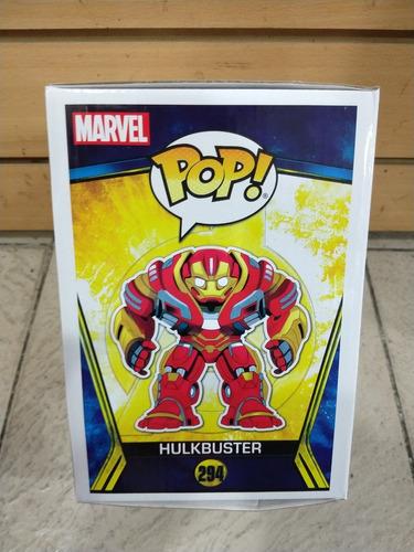 hulkbuster funko pop de avengers infinty war iron man - 15cm
