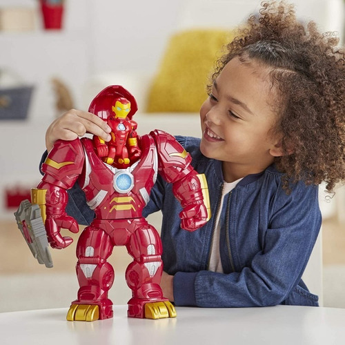 hulkbuster hulk avengers mega mighties hasbro e6668 edu