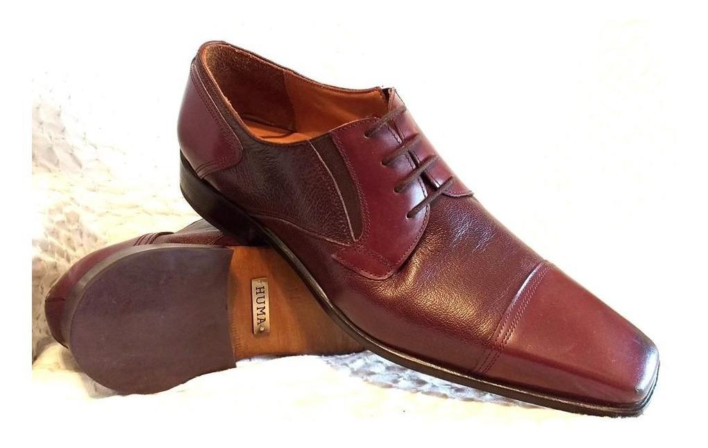 Huma10 Grande 46 00 Talle Hombre Marrón2 Zapato Especial 900 50 Al 8nwO0vmN
