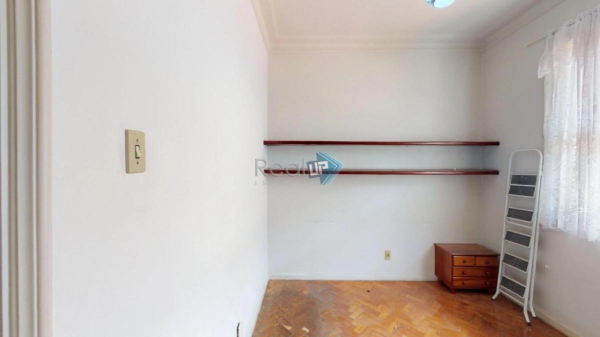humaitá 02 quartos com vaga 83 m - 18429