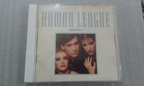 human league cd grandes exitos dont you want me 80s