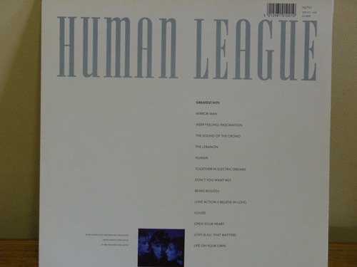 human league greatest hits