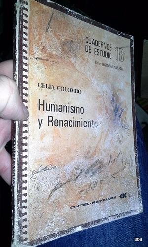 humanismo y renacimiento colombo