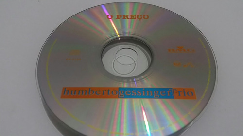 humberto gessinger  -  cd single o preço (ano 1996)