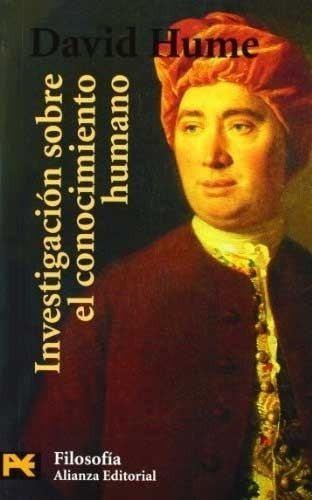 hume: investigación sobre el conocimiento humano