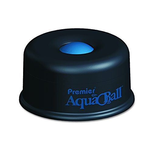 humectante de uso múltiple principal aquaball, color negro /