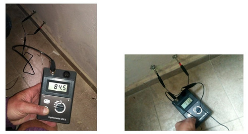 humedad de cimientos - electroósmosis - solución sin romper