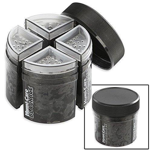 humi-care pie negro hielo jar humidificador (4 oz.) de