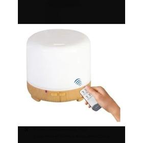 Humidificador De Aromaterapia Difusor Aceite Control Remoto