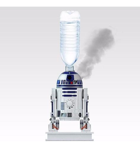 humidificador de vapor frio personal star wars r2d2