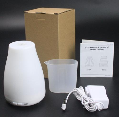 humidificador difusor de aromas 100ml
