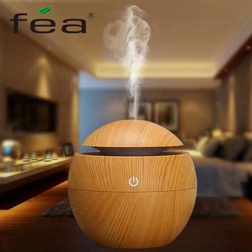 humidificador difusor de aromaterapia y purificador de aire