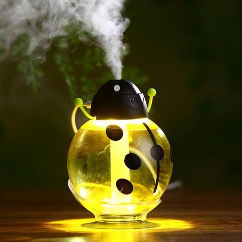 humidificador - difusor para aromaterapia catarina + esencia
