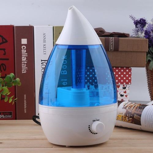 humidificador gigante 3 litros niebla difusor +4 aromas