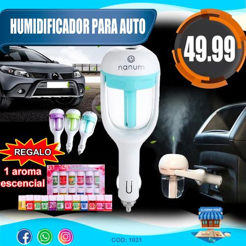 humidificador para auto