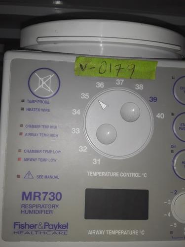 humidificador respiratorio heater mr730