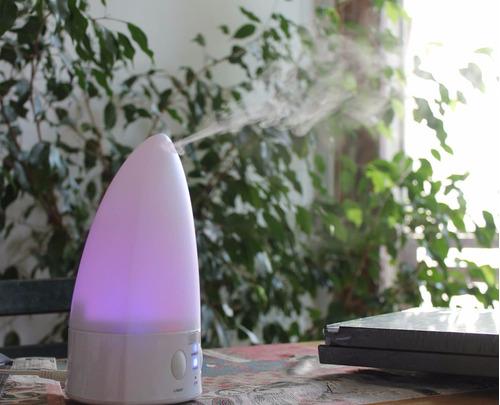 humidificador ultrasónico - aceite esencial - aromaterapia