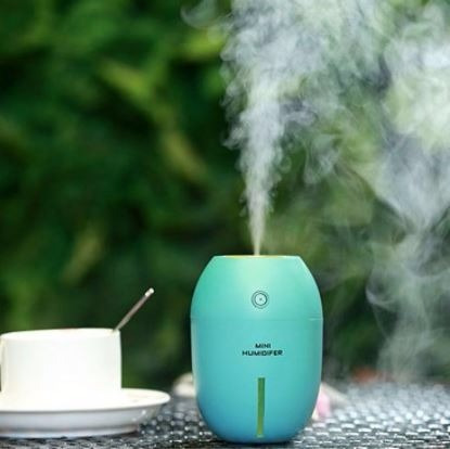 humidificador ultrasonico en forma de limon