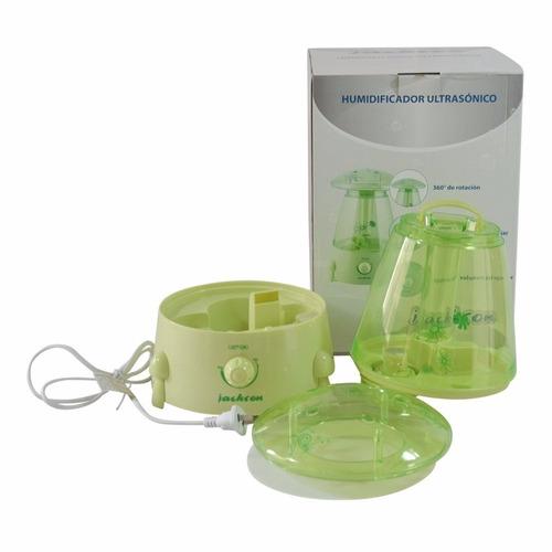 humidificador vaporizador ambiental ultrasonico jackson 3 lt