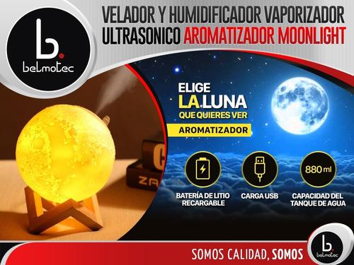 humidificador vaporizador ultrasonico aromatizador hogar